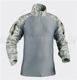 Tactical Shirt to Wear With Tactical Vest Combat Shirt Helikon-Tex With Protection Pads New ACU
